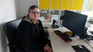 Aleksy Uchański, prezes spółki Movie Games