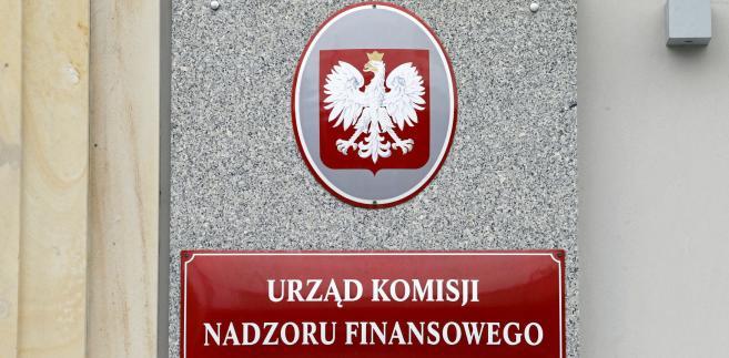 """W poniedziałek Arkadiusz Jaraszek z Prokuratury Krajowej poinformował, że """"do Departamentu do Spraw Przestępczości Gospodarczej Prokuratury Krajowej wpłynęło zawiadomienie KNF o podejrzeniu popełnienia przestępstwa przez Konrada K., byłego prezesa GetBacku, oraz Annę P., byłego wiceprezesa tej spółki""""."""