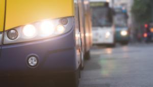 Takich autobusów jest w Polsce ok. 490. Pojazdów o napędzie elektrycznym – 190.