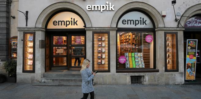Grupa Empik to największa sieć sprzedaży produktów kultury i rozrywki w Polsce i lider w kategoriach wydawniczych (książka, muzyka, film).