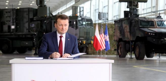 Pod koniec kwietnia Prezydent spotka się z Mariuszem Błaszczakiem
