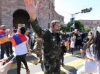 Zwolennicy Paszyniana blokują Erywań