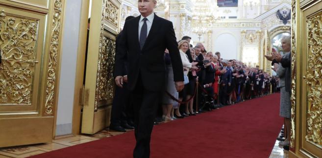 Inauguracja Władimira Putina