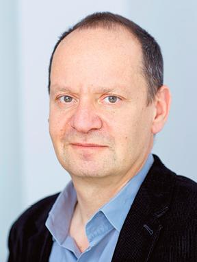 """Philippe Sands, profesor prawa na Uniwersytecie Londyńskim, autor książki o genezie ludobójstwa i zbrodni przeciwko ludzkości """"Powrót do Lwowa"""" (ang. """"East West Street"""")"""