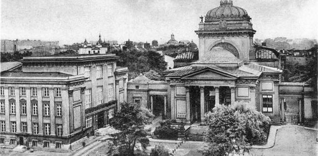 Wielka Synagoga w Warszawie