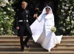 Książę Harry ożenił się z Meghan Markle