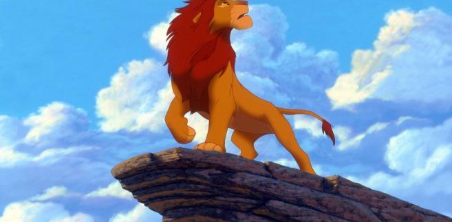 Król Lew, film, animacja