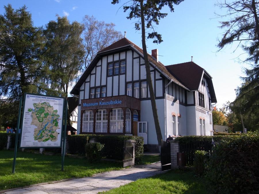Kaszuby, Muzeum Kaszubskie im. Franciszka Tredera w Kartuzach, fot. M_H.DE, licencja CC-BY-SA