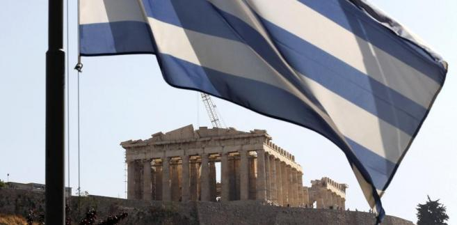 Strajk pracowników komunikacji miejskiej w Atenach