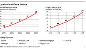 Rynek e-booków w Polsce