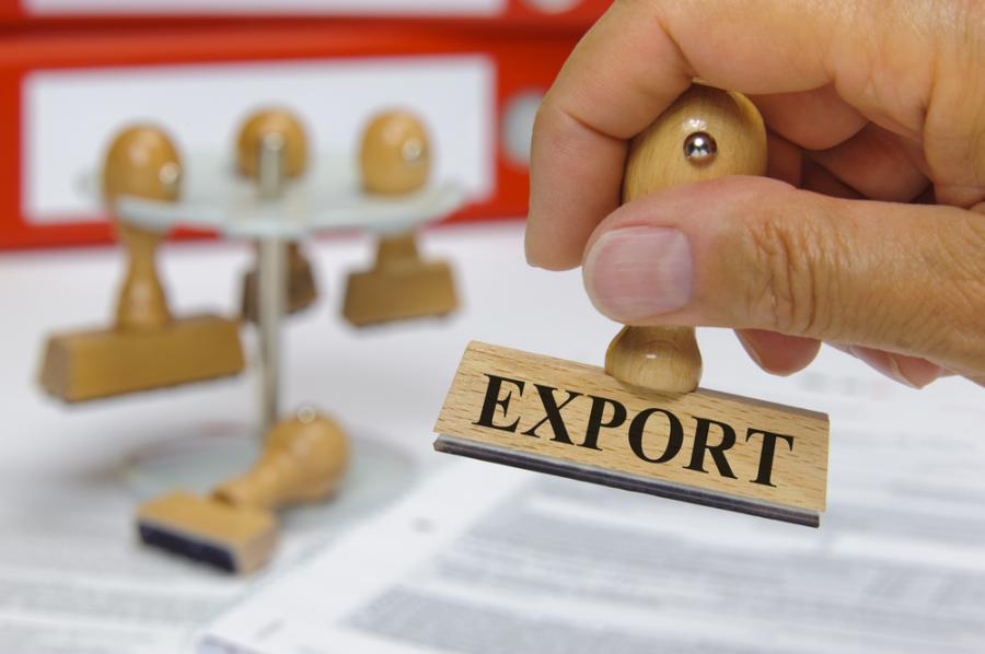 Gospoadrka, eksport