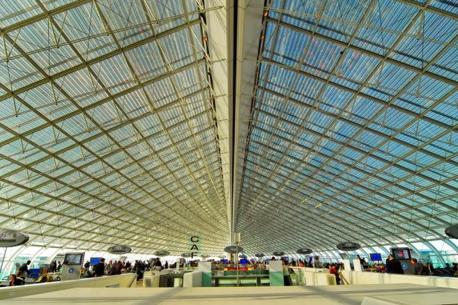 Lotnisko Charles de Gaulle w Paryżu