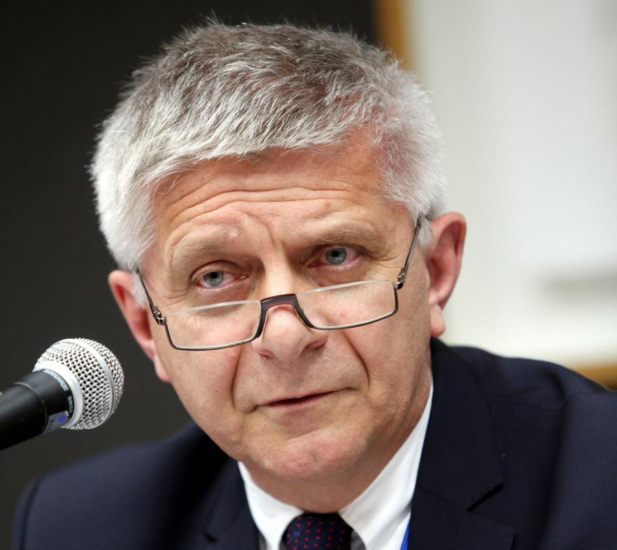 Szef NBP Marek Belka.