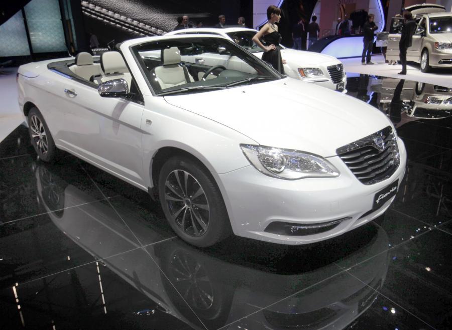 Lancia Flavia cabriolet
