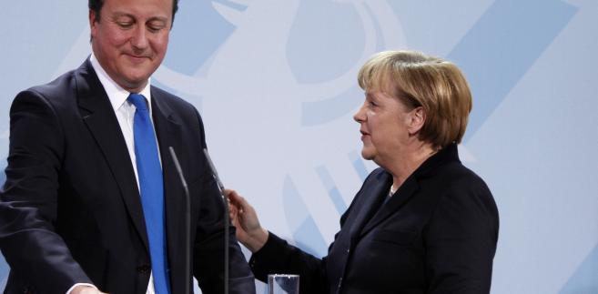 """Rozmowy szefów rządów Niemiec i Wielkiej Brytanii określono jako """"otwarte, ciepłe i przyjazne"""". Szczegółów nie ujawniono."""