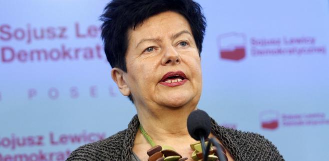 Europosłanka Senyszyn uważa, że taka konstrukcja budżetu sprawi, że w pewnym momencie któryś kraj nie otrzyma pieniędzy.