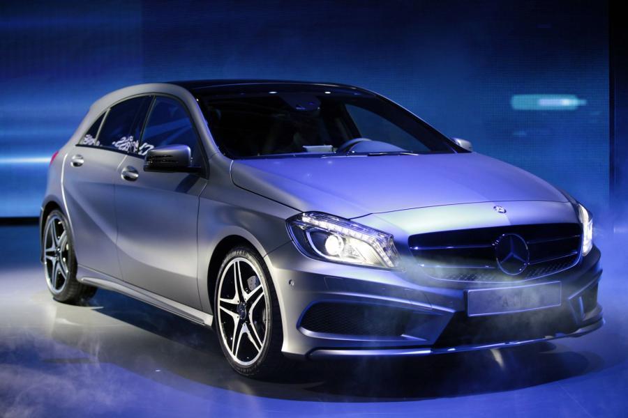 Mercedes kl. A