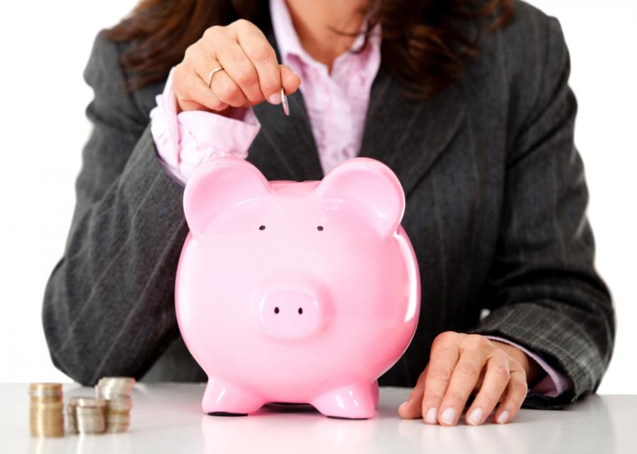 oszczędzanie, konta bankowe