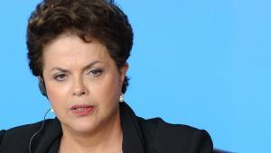 Prezydent Brazylii Dilma Rousseff.