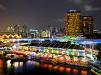 4. miejsce - Singapur. Azjatycki tygrys przyciągnął 11,72 mln turystów.