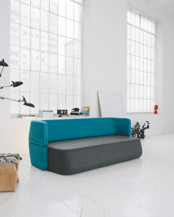 Le Pukka Concept Store - kanapa