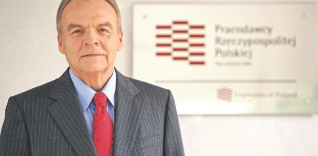 Andrzej Malinowski, prezydent Pracodawcy RP, fot. mat. prasowe