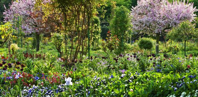 Dom i ogród Claude'a Moneta w Giverny
