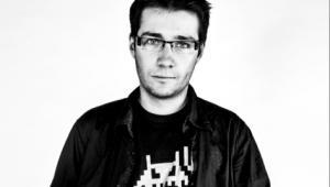 Piotr Konieczny, Niebezpiecznik.pl (fot. Aleksandra Anzel)