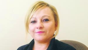 Joanna Wrembel, starszy komisarz skarbowy w Urzędzie Skarbowym Poznań-Jeżyce.