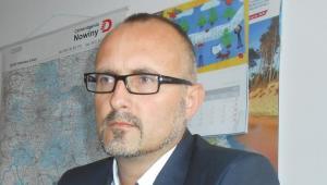Grzegorz Jeziorek,  Kierownik Działu Urząd Skarbowy w Brzesku