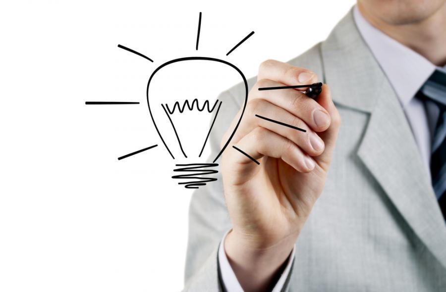 pomysł, biznes