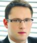 Marcin Brzezin doradca podatkowy Crido Taxand