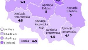 Najdłużej zalega Poznań