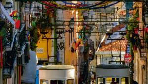 Stare tramwaje dodają Lizbonie wielkiego uroku