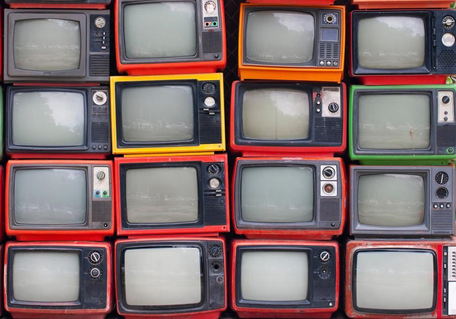 telewizory, media