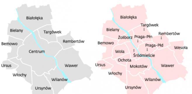 Dzielnica Wawer