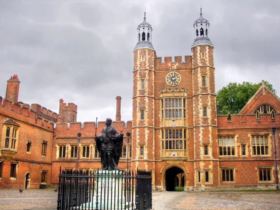 Eton College, Windsor, United Kingdom