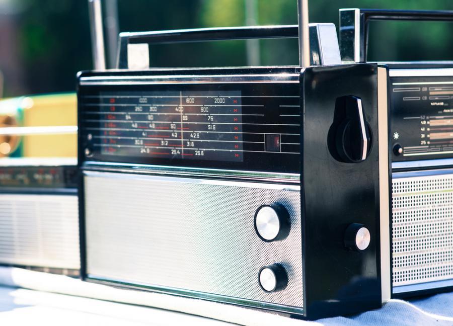 radio, muzyka