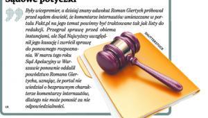 Zarówno polskie, jak i unijne przepisy nakazują wskazywać konkretne dane, jakie naruszają prawo