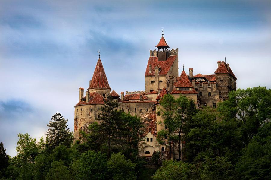 Zamek w Branie, fot. Wikipedia / Dobre Cezar