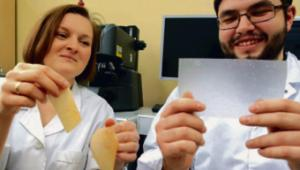 1. wyróżnienie – dr Katarzyna Wilpiszewska, mgr Adrian Antosik