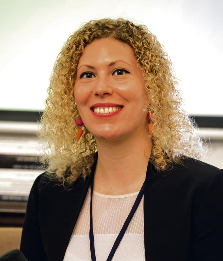 Georgia Brooks szefowa zespołu pracującego nad raportem Chambers Europe wydawanym przez Chambers &Partners