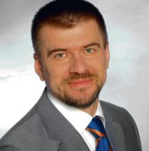 Jarosław Dac partner w dziale audytu EY