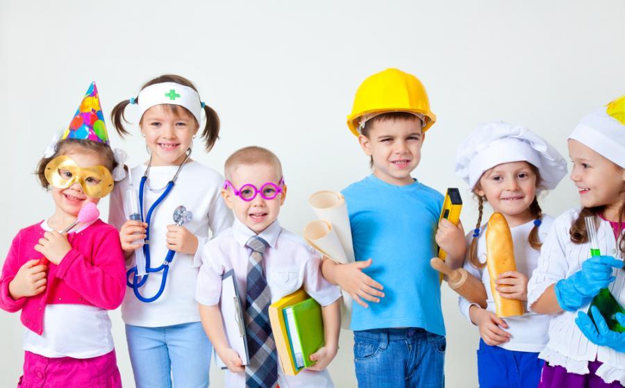 dzieci praca