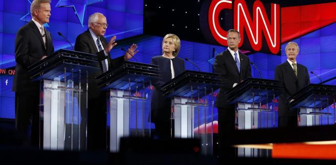 Debata telewizyjna w prawyborach prezydenckich w USA