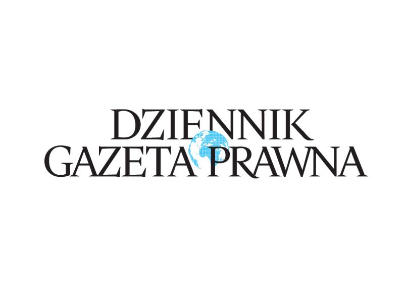 dziennik gazeta prawna logo do reklamy