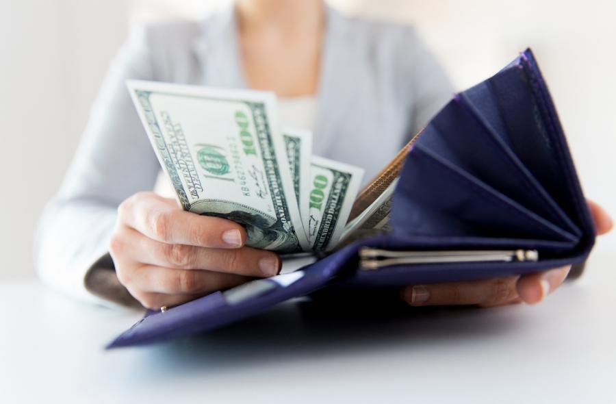 wynagrodzenie pensja wypłata pieniądze