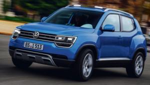 Volkswagen Taigun Ze względu na niewielkie gabaryty nowy crossover może przypaść do gustu miejskim kierowcom