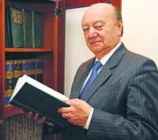 Andrzej Kalwas, były prezes Krajowej Rady Radców Prawnych, były minister sprawiedliwości, partner w Kancelarii Radców Prawnych Kalwas i Wspólnicy