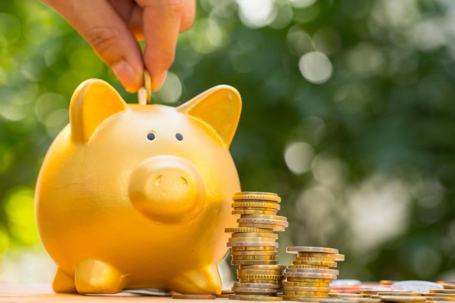 podatek skarbonka oszczędności